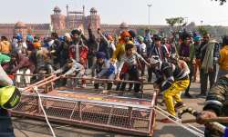 delhi tractor parade violence