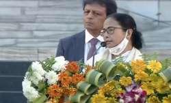 Mamata Banerjee, PM Modi, Victoria Memorial, Kolkata