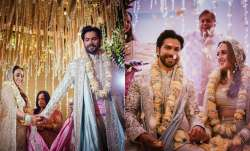 Varun Dhawan marries 'love of his life' Natasha Dalal, couple makes public appearance as husband & w