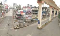 MP: Curfew, prohibitory orders in parts of Bhopal