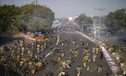 Tractor Parade, Tractor March, Delhi Police