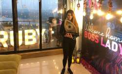 Abhinav Shukla welcomes wife Rubina Dilaik after her Bigg Boss 14 win with sweet surprise | WATCH