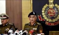 Delhi MCD election 2021, Delhi Police Commissioner SN Shrivastava