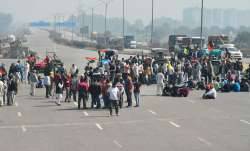 farmers protest, KMP expressway
