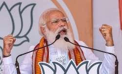 Trinamool breaking records of harassment, corruption, tweets PM Modi