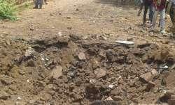 West Singhbhum, jharkhand blast