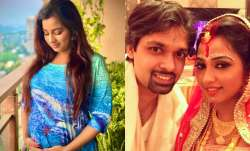 Singer Shreya Ghoshal and husband Shiladitya Mukhopadhyaya announce pregnancy