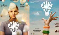 Saina director Amol Gupte defends poster against backlash