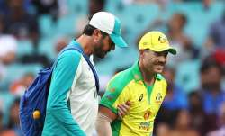 david warner, david warner injury, david warner australia