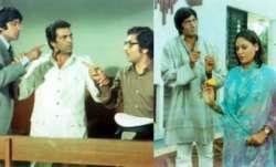 Amitabh Bachchan reveals films like Anand, Namak Haram, Chupke Chupke and others were shot at Jalsa