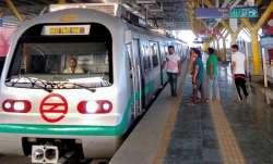 delhi metro, delhi weekend lockdown, delhi lockdown news, weekend lockdown news, delhi metro weekend