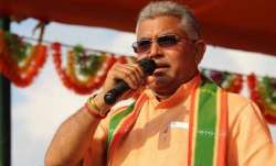 Election Commission, EC notice, Bengal BJP chief Dilip Ghosh, Sitalkuchi remark, Bengal polls, west