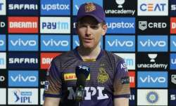 IPL 2021 | Those five dismissals earlier did cost us, says KKR captain Eoin Morgan