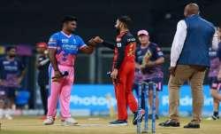 Virat Kohli and Sanju Samson, IPL 2021, IPL 2021 RCB vs RR