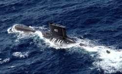 Indian Navy, Indonesia, missing submarine, submergence rescue vessel, KRI Nanggala-402, Bali Strait,