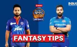 Mumbai Indians vs Delhi Capitals Dream11 Prediction: IPL 2021 Fantasy Tips