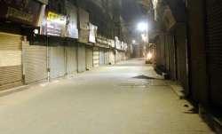 haryana night curfew, haryana night curfew news