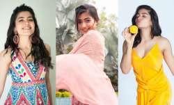 Rashmika Mandanna Birthday