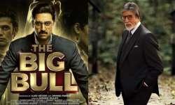Abhishek Bachchan, The Big Bull, Amitabh Bachchan