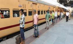 Indian Railway Train Covid-19 Migrant Workers