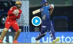 Rohit Sharma IPL 2021 IPL 2021 MI vs PBKS