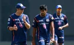 Jasprit Bumrah says Shane Bond played a major role in shaping his career