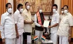 Full list of Tamil Nadu Cabinet and Council of Ministers in