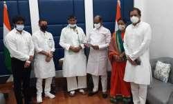 Chirag Paswan ousted, Pashupati Kumar Paras unanimously
