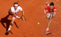Novak Djokovic vs Stefanos Tsitsipas