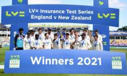 New Zealand after securing rare away Test series win against England