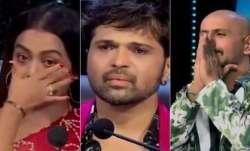 Indian Idol 12 judges Neha Kakkar, Himesh Reshammiya and Vishal Dadlani