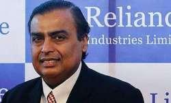 mukesh ambani, reliance industries