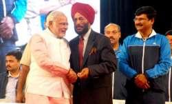 PM Narendra Modi condoles death of legendary sprinter Milkha Singh