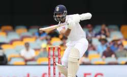 Batting straight and close to body key to success in English conditions, says Rahane