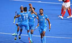 India at Tokyo Olympics Day 9 LIVE: Men's hockey team leads 2-0 in quarterfinal against Great Britai