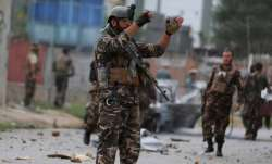 Kandahar airport rocket attack