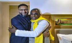 When questioned if AIMIM president Asaduddin Owaisi will be