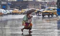 IMD forecasts heavy rain in Bengal