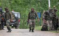 Jammu and Kashmir: 3 Pakistani terrorist killed in an
