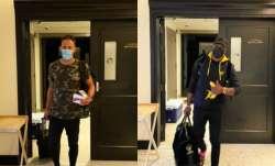 IPL 2021: CSK trio of Faf du Plessis, Dwayne Bravo and Imran Tahir arrives in Dubai