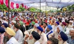 farmers union, bharat bandh today