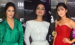 Hina Khan, Divya Agarwal, Shivangi Joshi
