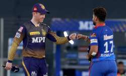 IPL 2021 KKR vs DC Toss Today: Find the list of all toss and match results for Kolkata Knight Riders