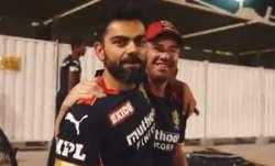 IPL 2021: Virat Kohli joins RCB teammates in his first training session post quarantine