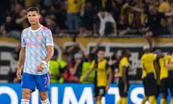 Champions League: Manchester United stunned by Young Boys; Bayern beat Barcelona 3-0