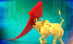 Sensex hits record high of 57,758; Nifty rallies over 200
