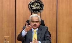 Reserve Bank of India Governor Shaktikanta Das.