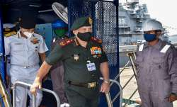 Line of Actual control, Chief of Defence Staff Bipin Rawat, India China border, china border challen