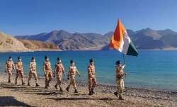Indian security forces LAC