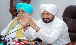 Punjab CM Charanjit Singh Channi